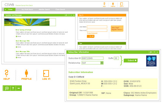 CSWB: Web Design